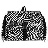 Travelon Hanging Toiletry Kit, Zebra, One Size