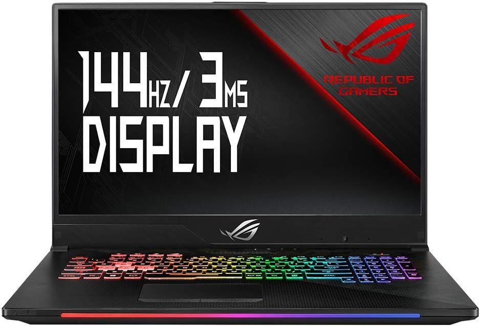 ASUS ROG Strix Scar II GL704GW 43 - Asus Gaming Laptop