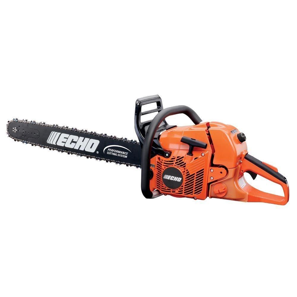 ECHO 59.8cc High Power Professional Gas Chainsaw