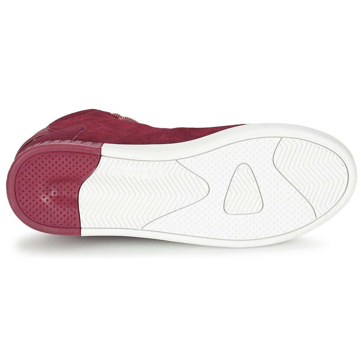 Bordeaux Tubular Invader Originals Montante Chaussures
