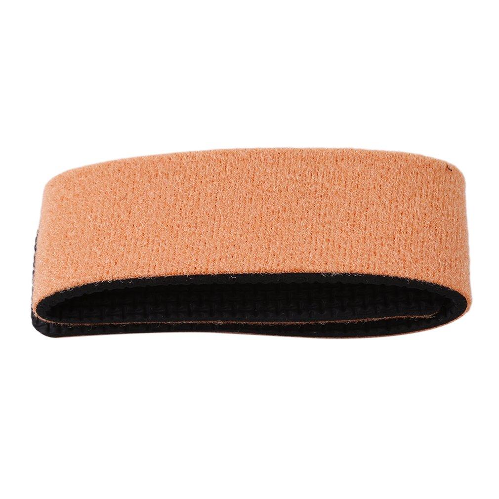GUAngqi Fishing Rod Tie Tackle Strap Belt Pack Pole Holder,Orange