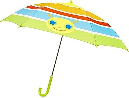 NOT Blippi Automatic Tri-fold Umbrella