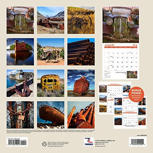 Rust 2016 Wall Calendar (8940048) Photo #4