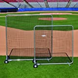 Jaypro Sports BLFS-101 Big League 10 ft. Fungo Screen