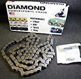Diamond PowerSports Diamond PowerSports USA #530 Roller Chain Replacement Harley Davidson 102 Link