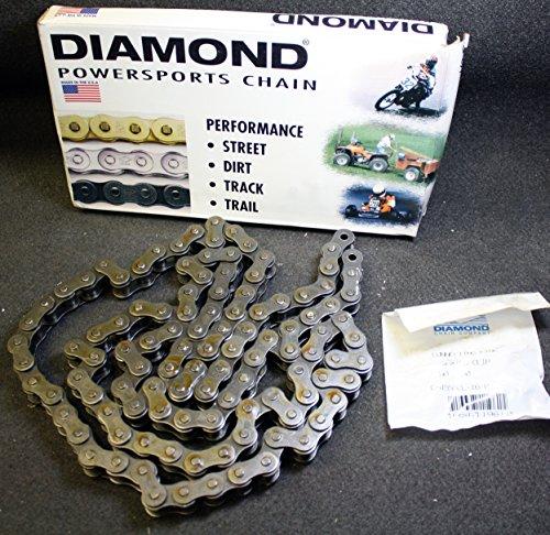 Diamond PowerSports Diamond PowerSports USA #530 Roller Chain Replacement Harley Davidson 102 Link by Diamond PowerSports