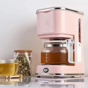 ZLSANVD Cafetera de Filtro Cafetera Brewer for K-Cup Café Molido diseño Compacto instantánea Goteo térmica Cafetera con función de autolimpieza máquina de café de la Vaina: Amazon.es: Hogar