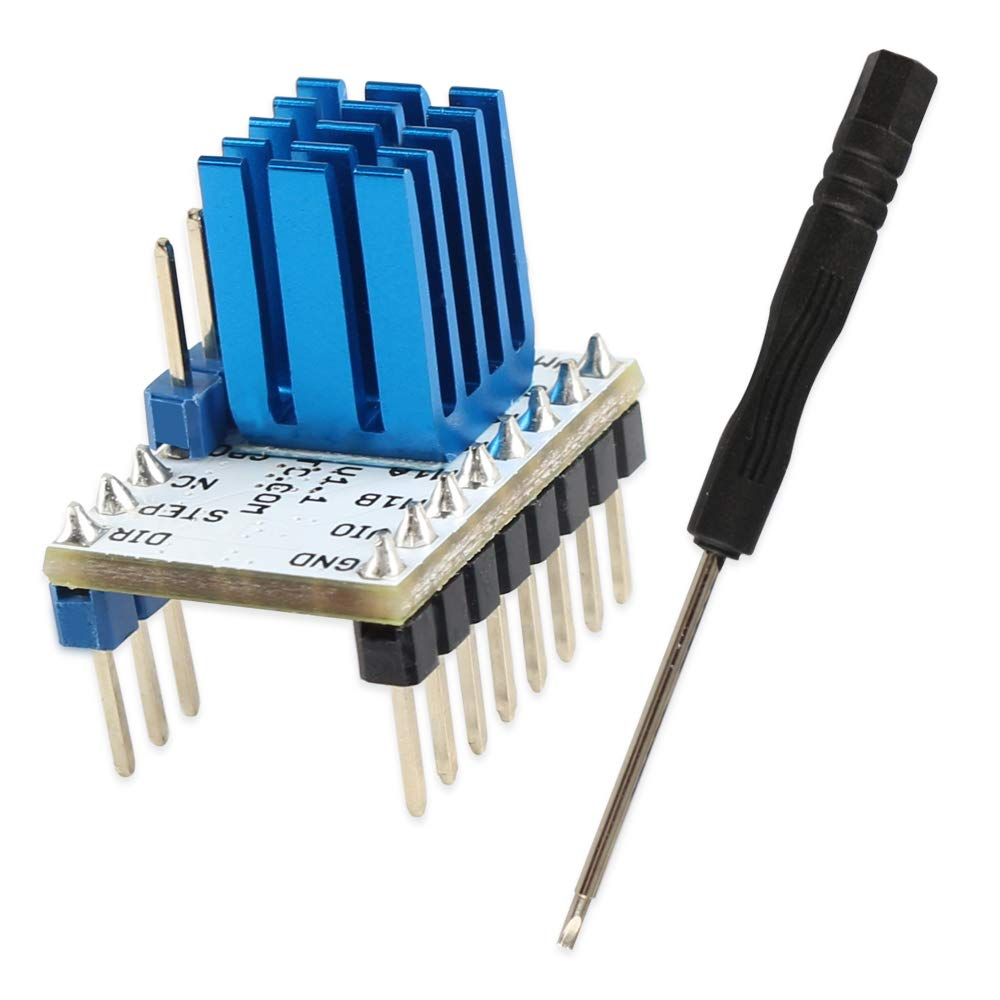 Placa base para impresora 3D, BCZAMD TMC2130 V1.1 SPI Stepper ...
