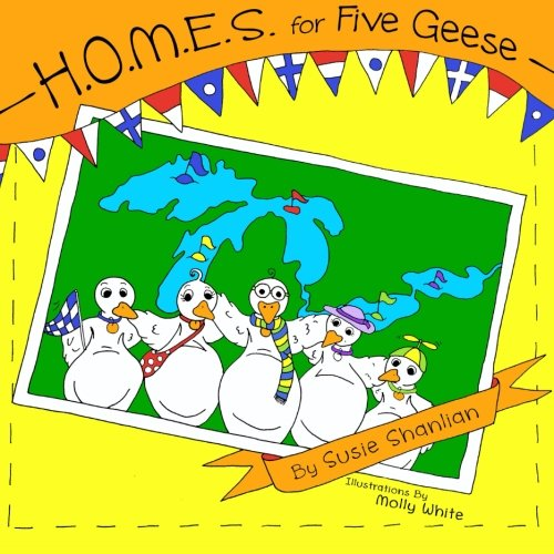 H.O.M.E.S. for Five Geese