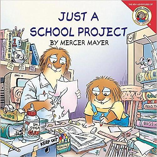 Just a School Project Little Critter