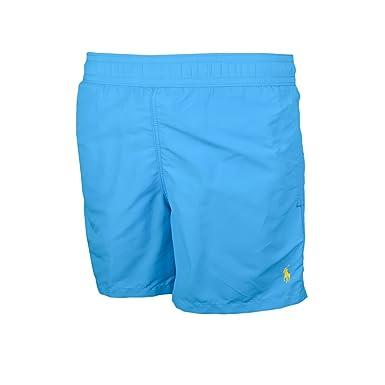 RALPH LAUREN - Maillot de bain - maillot de bain turquoise  Amazon ... 97512ce33b38