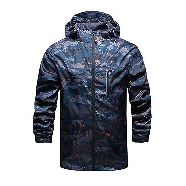 Imperméable Manteau Camping Automne À Hommes Voyage Pêche Léger Veste Sportswear Coupe Mince Extérieur Respirant De Vent Capuche Softshell wFnAzpAtvq