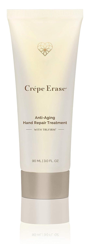 Crépe Erase Advanced Anti Aging Hand Repair Treatment with TruFirm Complex, Original Citrus, 3 oz