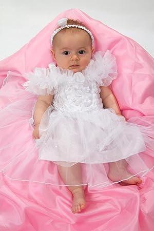 Lucy Locket - Vestido de fiesta para bebés (6-12 meses)