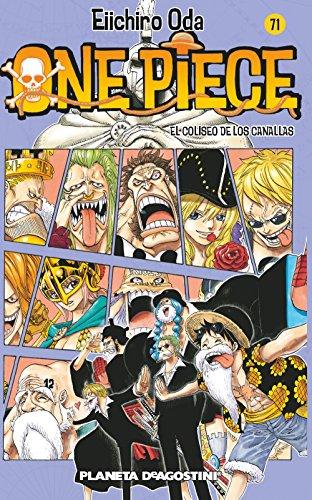 Descargar Libro One Piece - Número 71 Eiichiro Oda