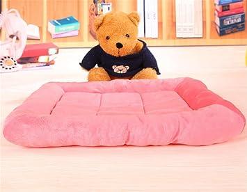 AnGe Mantas de cama de gato de perro de mascota súper suave y cálida , pink: Amazon.es: Deportes y aire libre