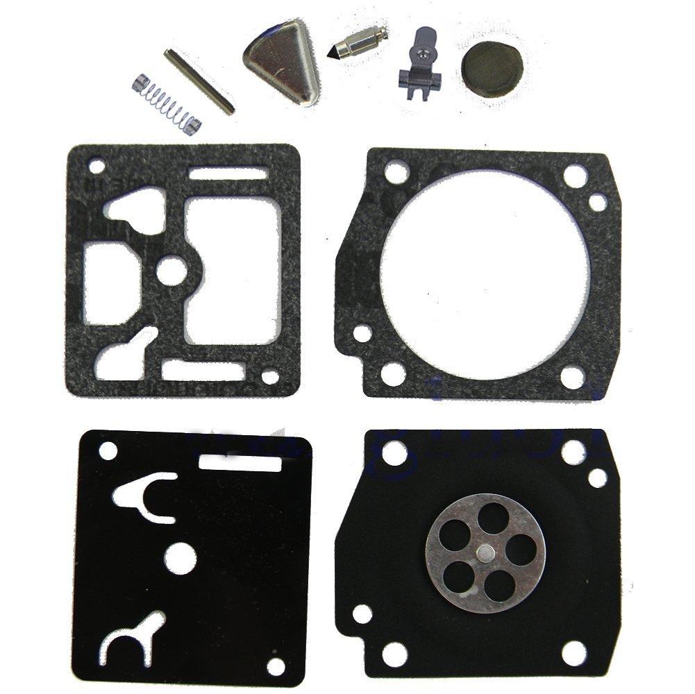 HIPA Carburetor Rebuild Kit RB-31 for Zama C3A-S19 S25 S26 S27B S27C S27D S31 S31A S31B S31C S31D S31E S38 S38A S38B S39 S39A S39B S4A S4B S4C S52 S65 S65A Carb