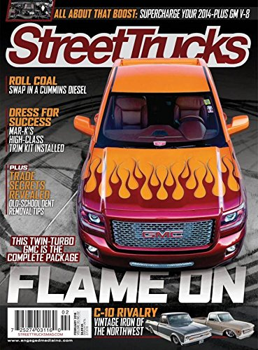 Magazines : Street Trucks