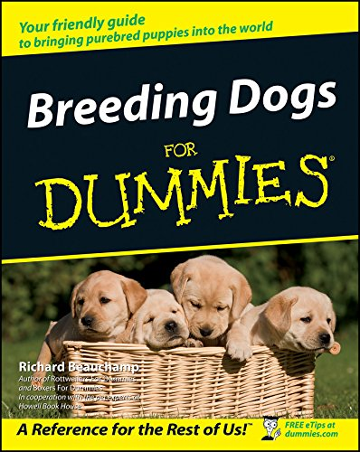 Breeding Dogs For Dummies by Sonny Brook Hams