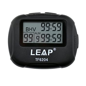 ATOPHK Intervalo Cronómetro Reloj LCD Digital Pantalla Grande ...