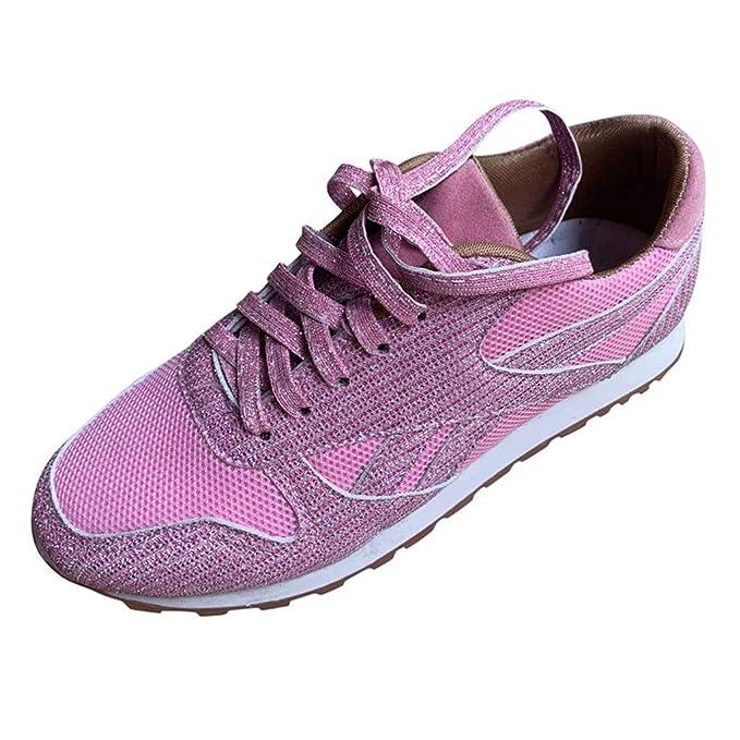 Amazon.com: Zapatos de mujer casuales para caminar, de malla ...