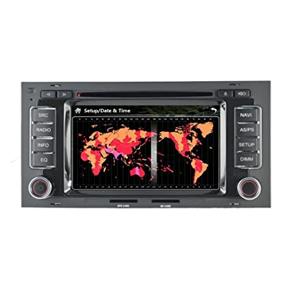 amazon com witson hd car radio dvd navigation for vw volkswagen rh amazon com Zenith VCR and DVD Manuals Toshiba Manuals DVD