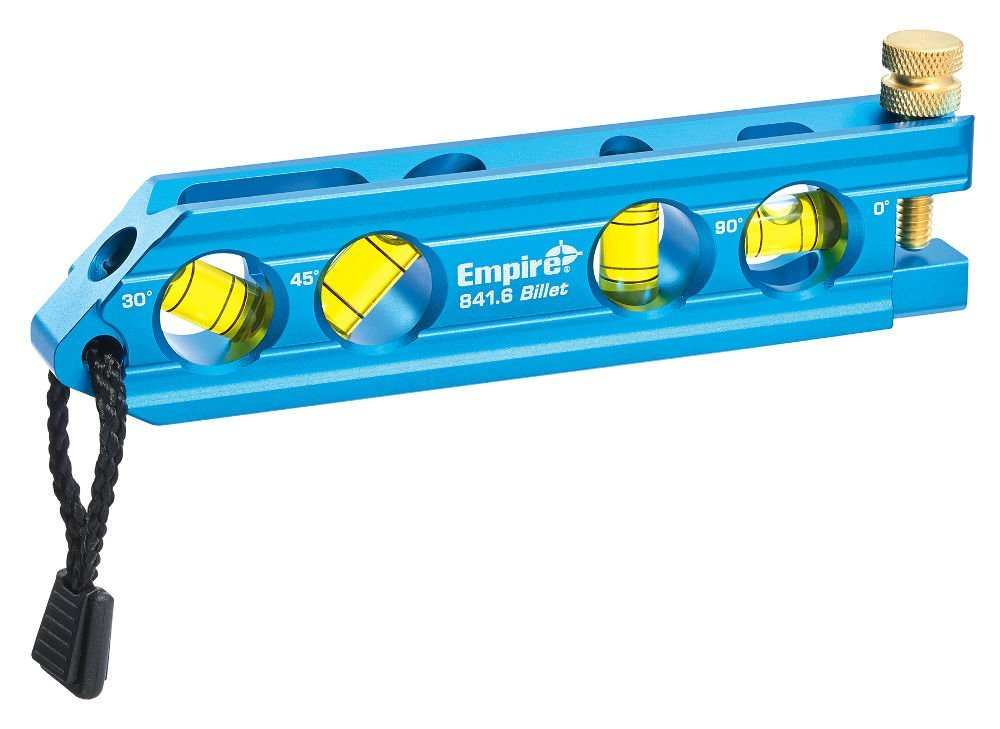 Empire Level 841.6 6-Inch Magnet Billet Torpedo Level