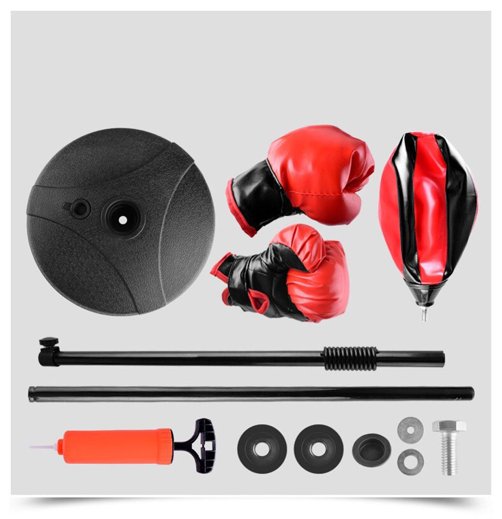 Mejorado ajustable Fitness Boxeo Punch Pear Speed Ball Relaxed ...