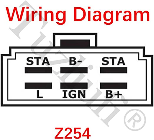 Regulator Rectifier Kubota Voltage Regulator Wiring Diagram from images-na.ssl-images-amazon.com