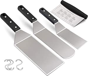 Sweepstakes: Metal Spatula Set of 4