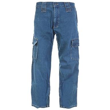 Amazon.com: Greed - Team Spirit Denim Cargo Pants: Clothing