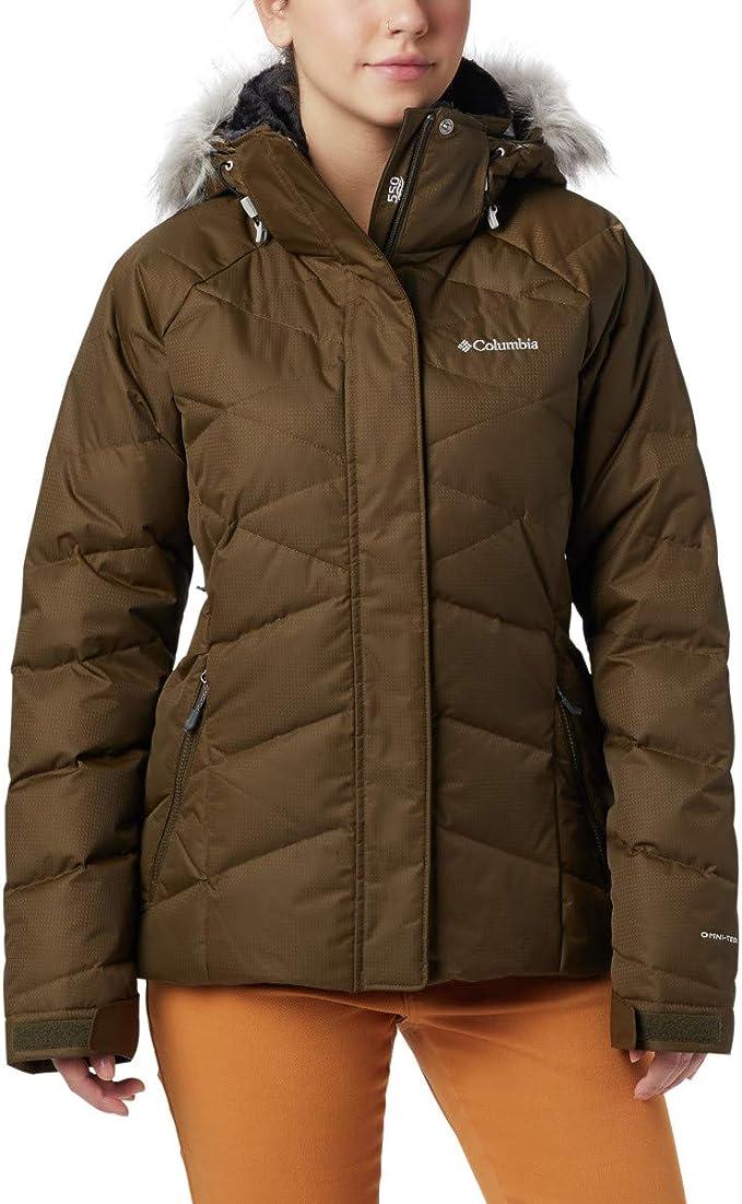 Columbia 哥伦比亚 Lay D Down II  防水热反射 550蓬 户外女式羽绒服 XS码2.1折$48.31 海淘转运到手约¥398