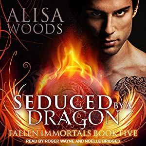 Seduced by a Dragon Audiobook