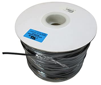 Allen Tel AT4CLC-00 Flat Cord 4 Conductors, 1000-Foot Length Bulk Line