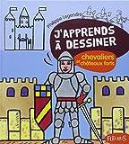 """Afficher """"Dessiner les chevaliers et chateaux forts"""""""