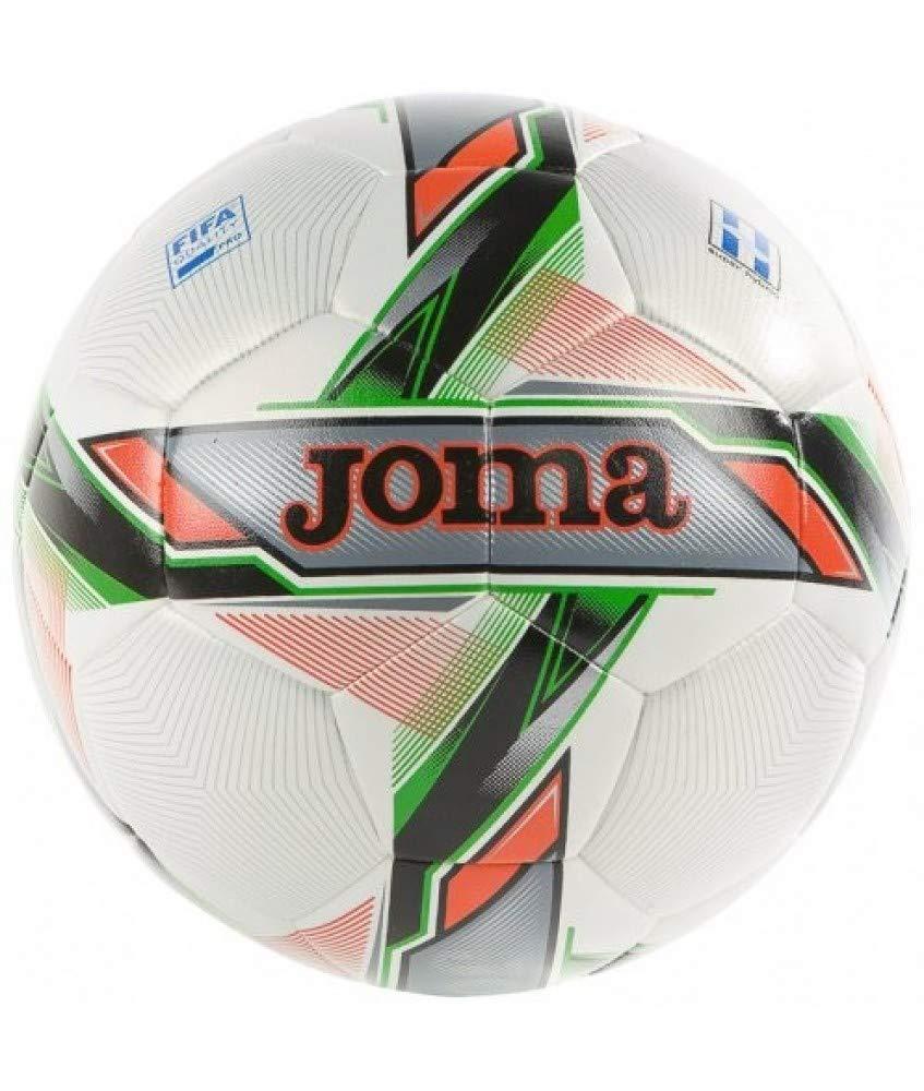 Joma Balon GRAFITY Blanco-Verde Talla 62 - Balón de fútbol, Unisex ...