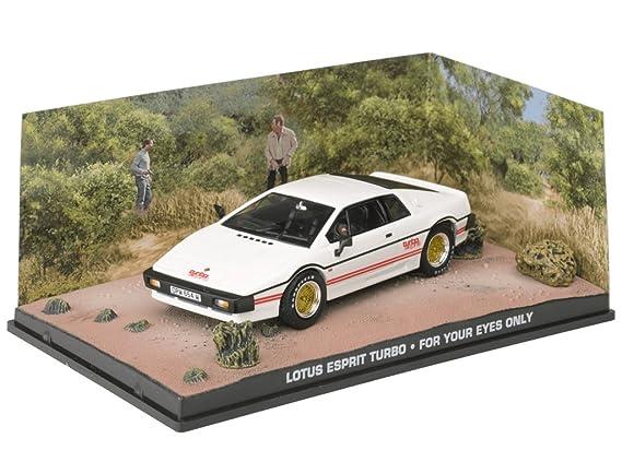 Colección de vehículos 007 James Bond Car Collection Nº 68 Lotus Esprit Turbo (Sólo Para Sus Ojos): Amazon.es: Juguetes y juegos