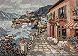 Mozaico - Beautiful Natural Scene Mosaic Marble and Natural Stone Handmade Arywork Design MS351