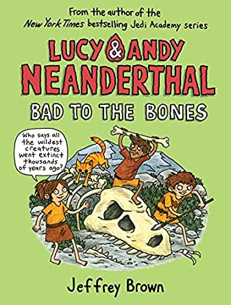 Lucy andy neanderthal bad to the bones lucy and andy neanderthal print list price 1299 fandeluxe Image collections