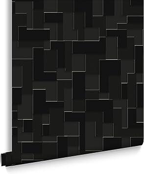 Amazon Com Graham Brown Shape And Form Checker Geometric