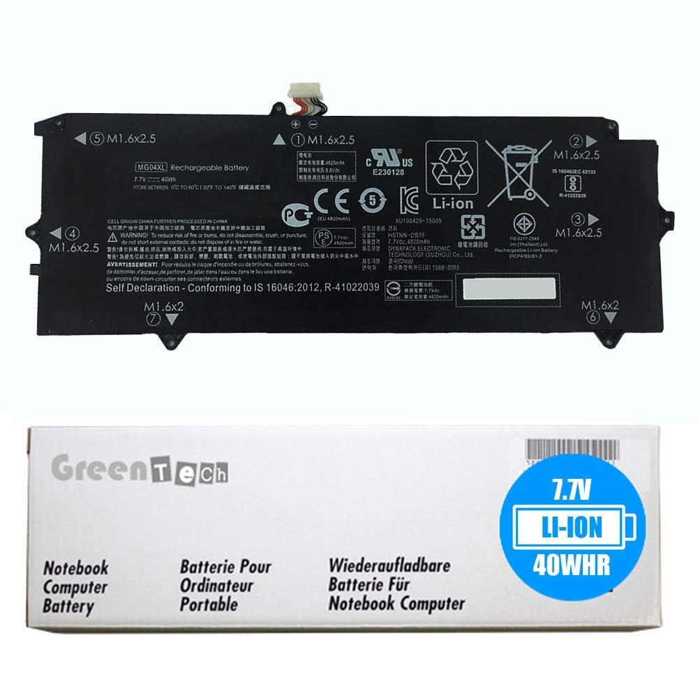 Bateria Compatible MG04XL para HP Elite X2 1012 G1 Elite X2
