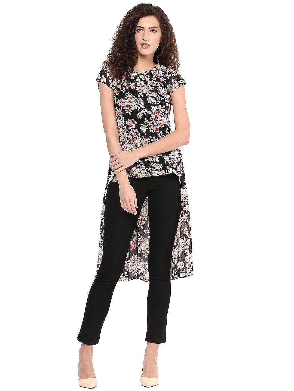 Buy Magnetic Designs Black Floral High
