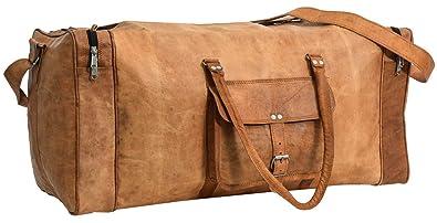 Vintage Maletero Leather Toby Viaje Cabin Studio Gusti Bolsa De WFqPwvZ8