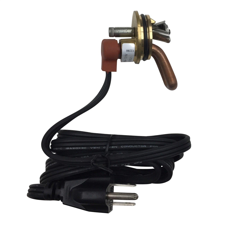 Kat's 11436 400 Watt 36mm Frost Plug Heater Kat' s