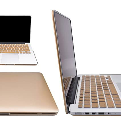 Amazon.com: BeneU® Macbook Pro 13 Inch with Retina Case A1425/A1502 ...