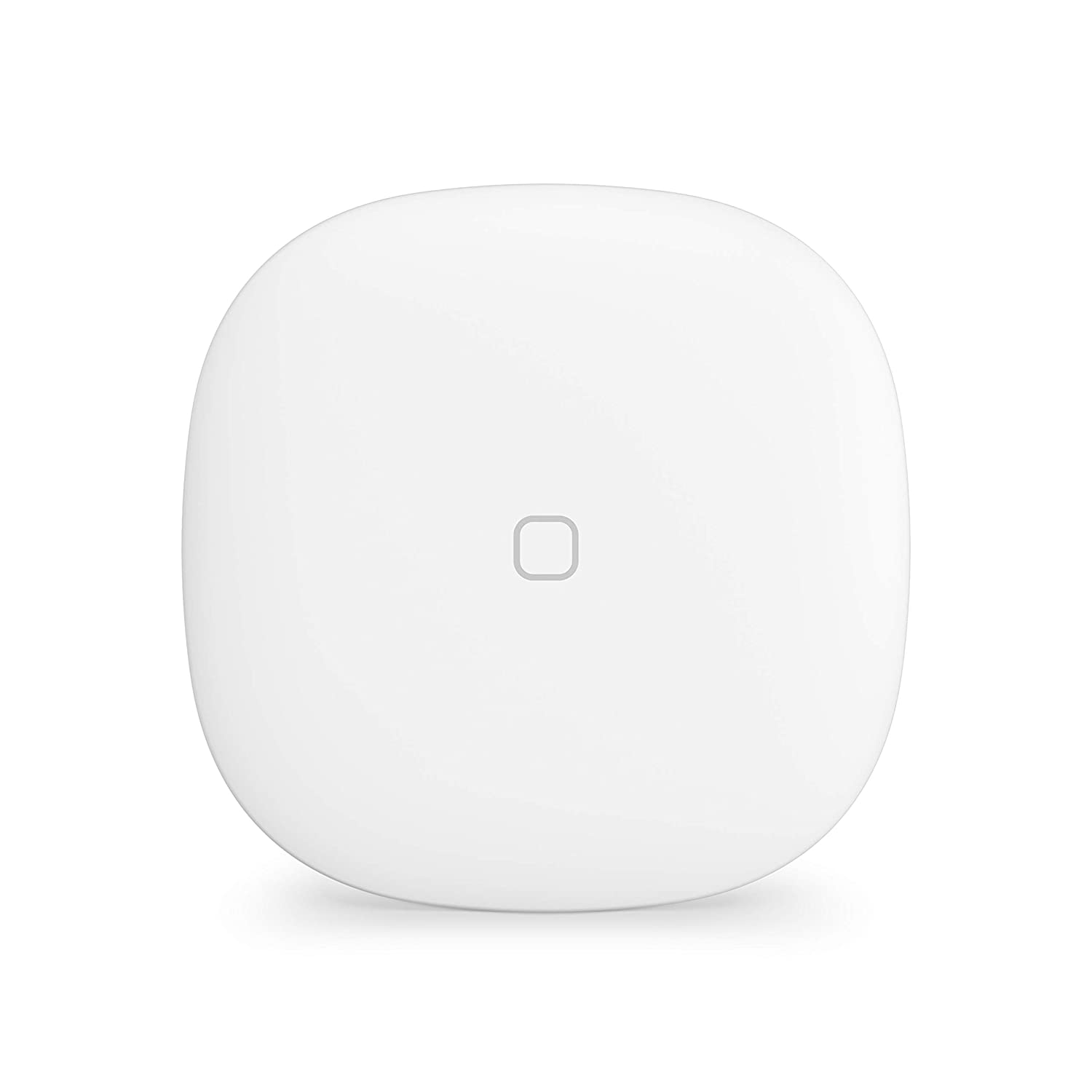Samsung SmartThings Button [GP-U999SJVLEAA] One-Touch Remote Control for Lights, Appliances, and Scenes - SmartThings Hub Compatible - ZigBee - White