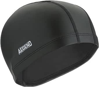 Amazon.com : Aegend Swim Cap, Flexible Durable Swimming