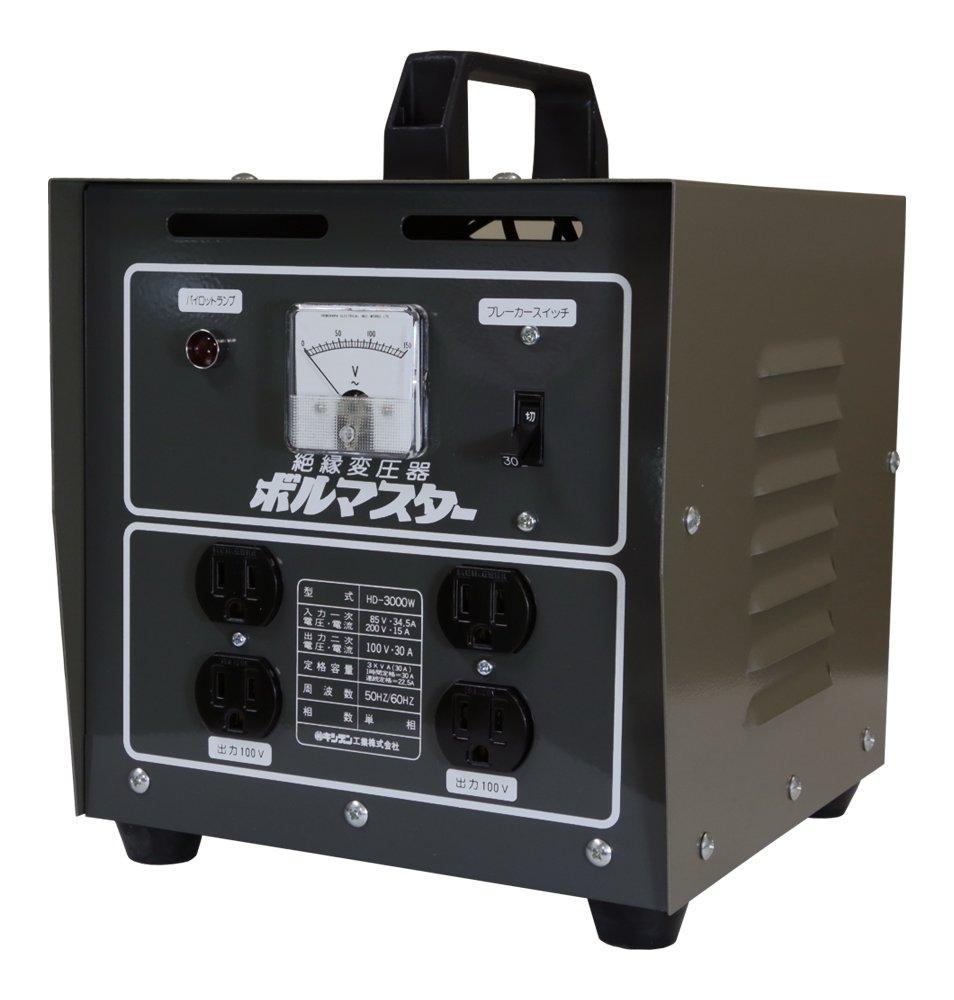 【メーカー直送!】複巻トランス HD-3000W  B06XYKTGY2