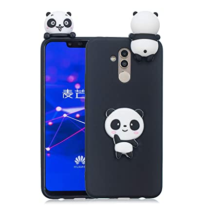 Amazon.com: Ostop Huawei Mate 20 Lite Case, 3D Cute Cartoon ...