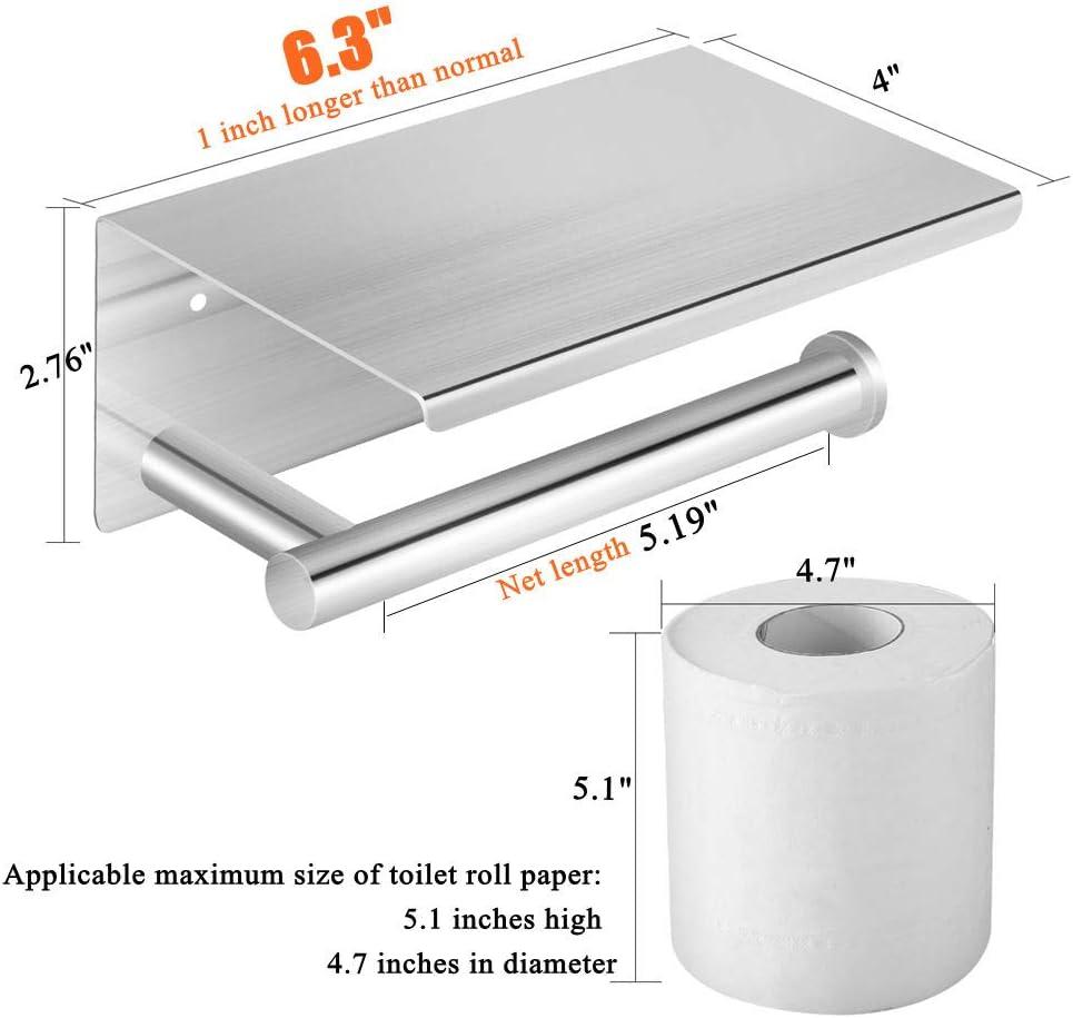 ghdonat.com Holders & Dispensers Home & Kitchen Upgrade Toilet ...